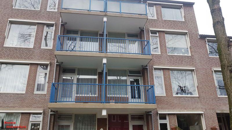 Vervangen balkonhekwerk